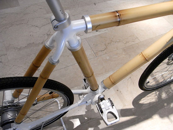Ross Lovegrove Bamboo bicycle