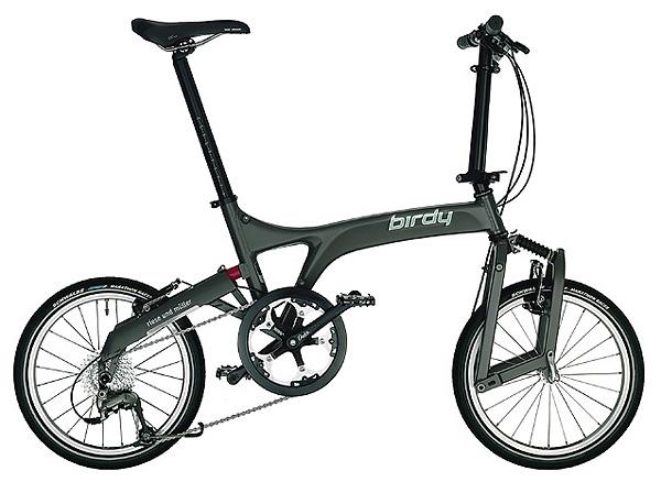 Birdy II Monocoque Bike