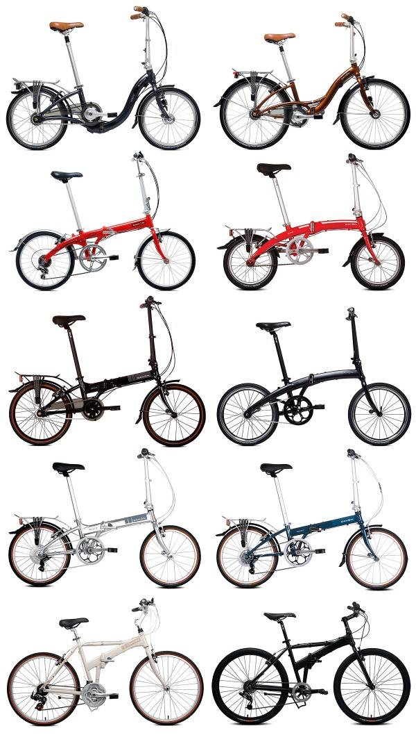 Dahon Urban Utility Bike - all models