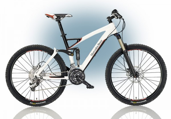 Mercedes-Benz Trailblazer Bike 2008