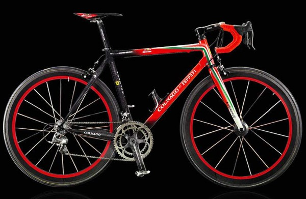 Colnago for Ferrari 60 th