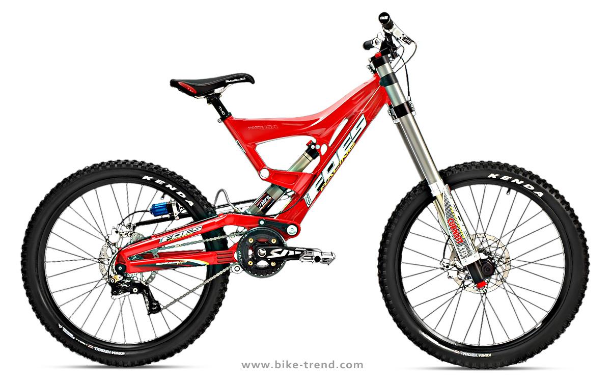 Foes 2 1 Dhs Mono 2009 Bike Trend