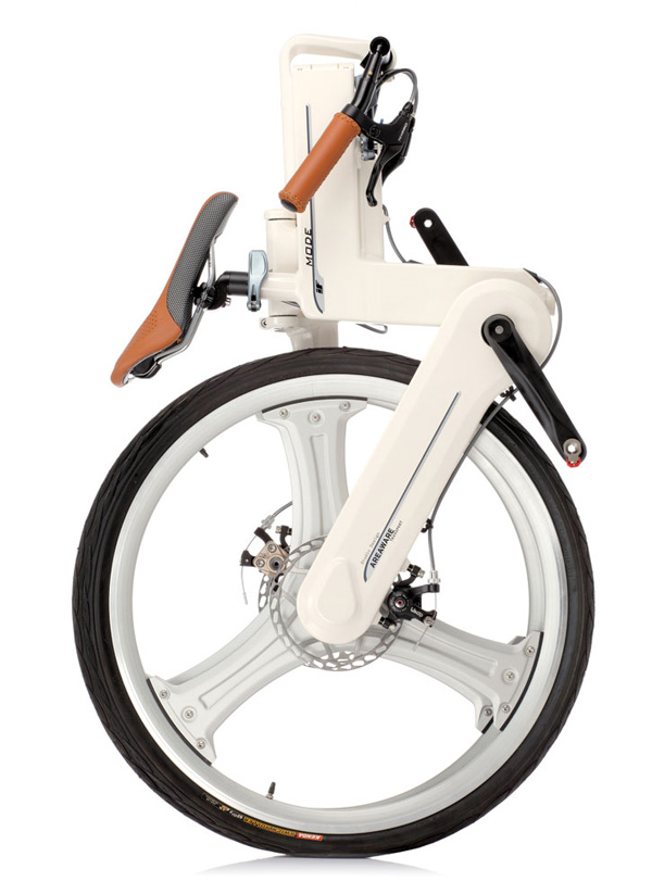 IF-Mode folding bike by Mark Sanders