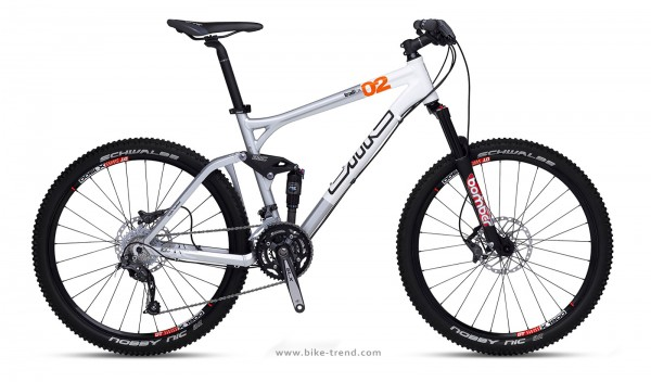 BMC TrailFox 02 (2009)