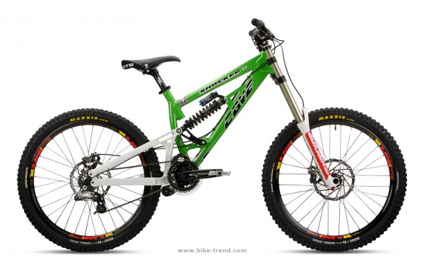 Cove Shocker DH (2009)