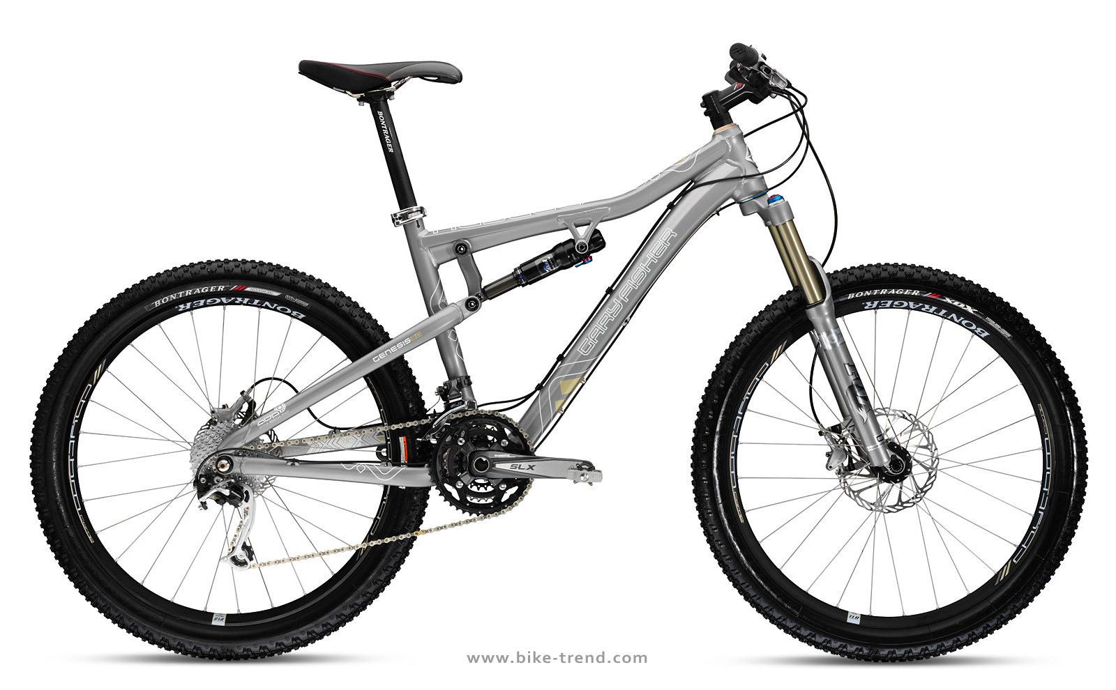 Gary Fisher Roscoe 2009 Bike Trend