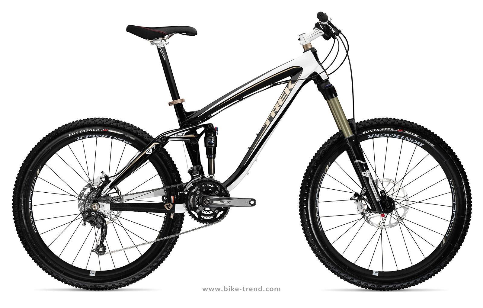 Trek Remedy 9 8 7 2009 Bike Trend