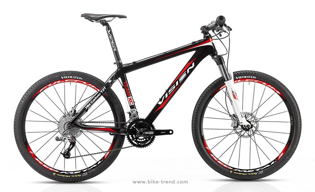 Vision Team Xc 2009 Bike Trend