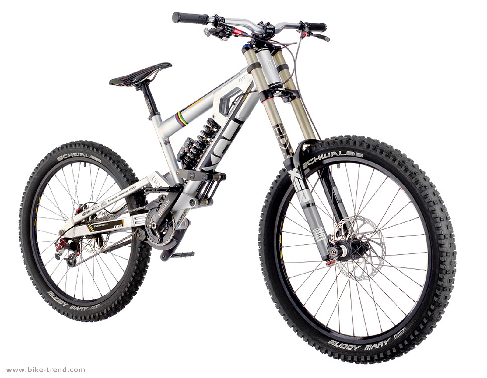 Downhill Mountain Bikes Nox Startrack DH Team