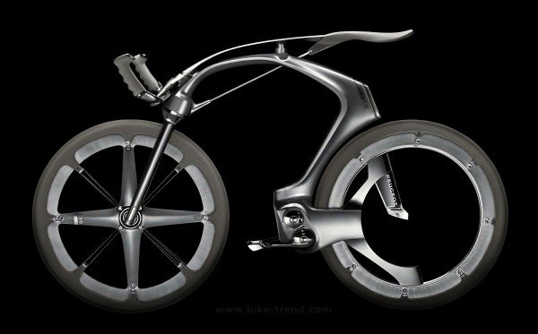 Peugeot B1K Concept Bike