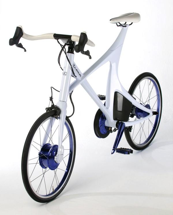 Lexus HB Concept Hybrid Bike (2010)