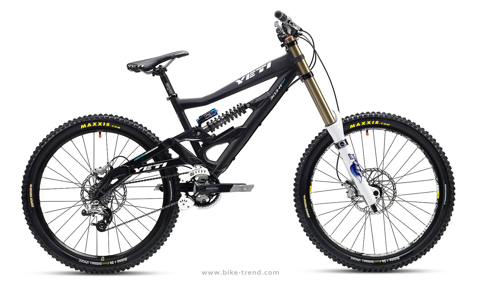 Yeti 303 Rdh 2009 Professional Bike Bike Trend