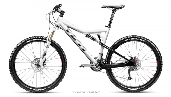 Yeti AS-R 5 Carbon (2009) Bike