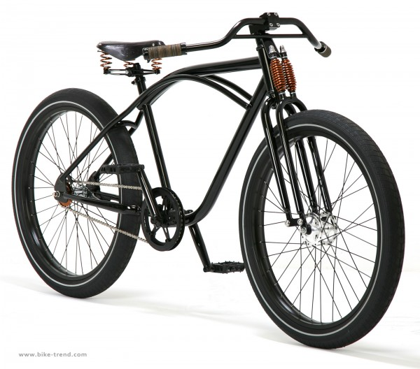 Autum Minion, Cruiser Bike