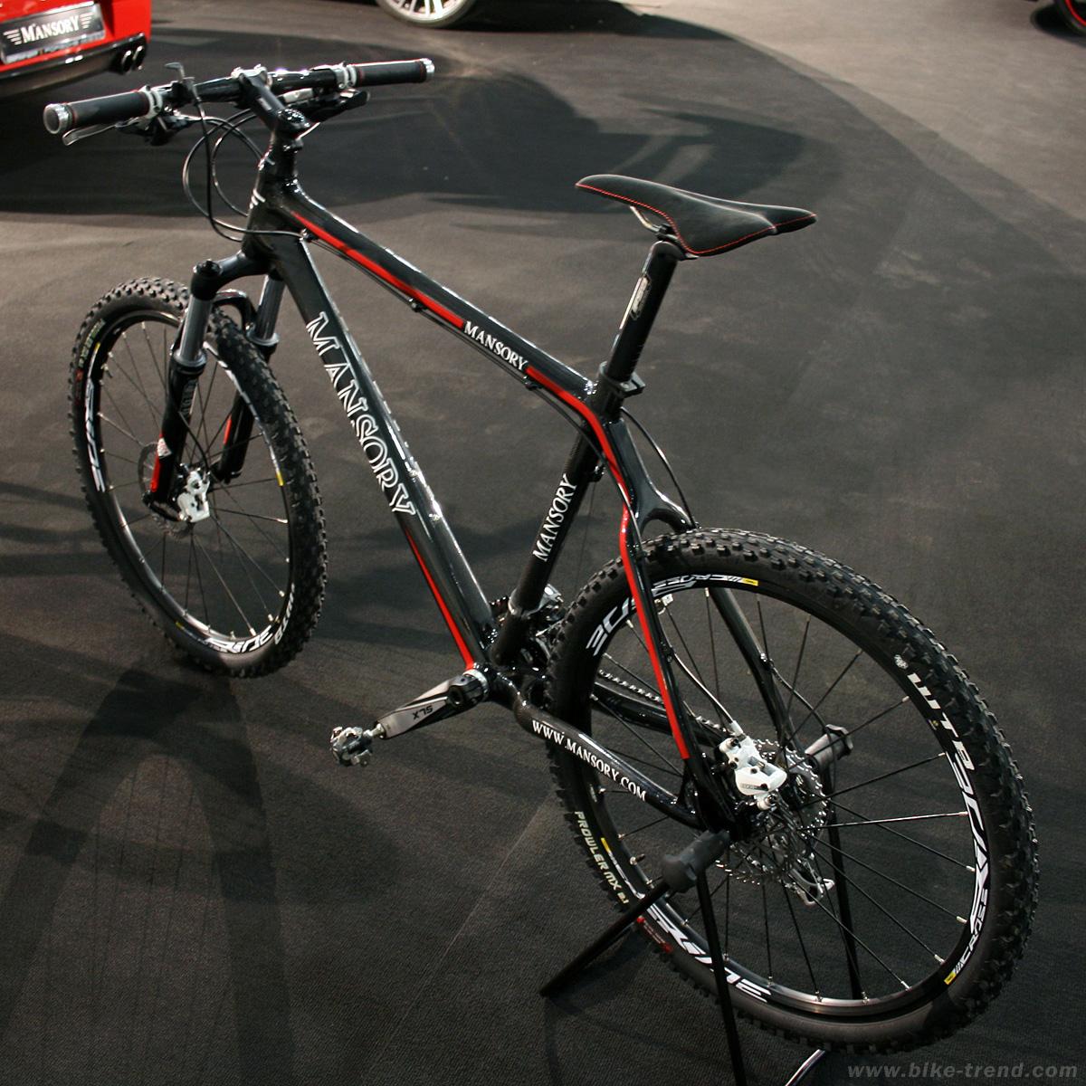 Bmw Bike: Mansory Mountain Bike