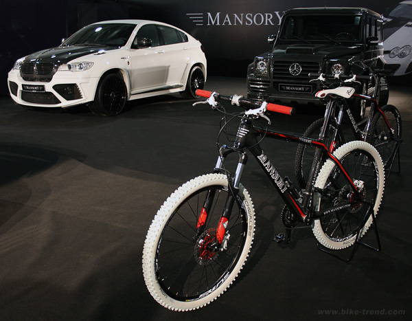 Mansory mountain bike - Special edition Bicycle