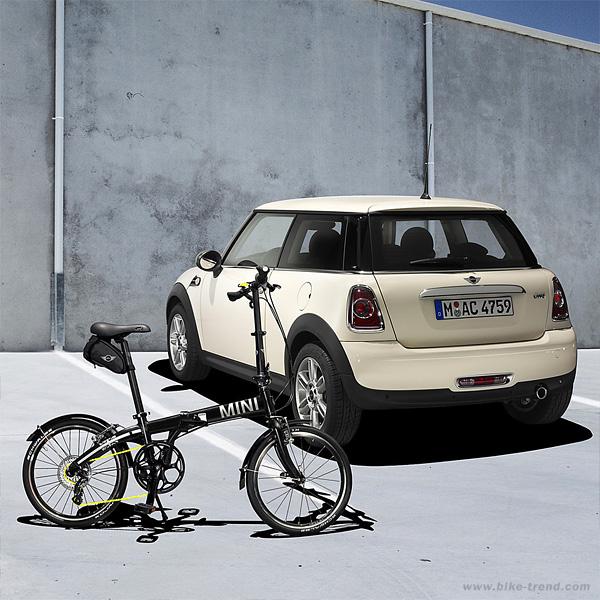 Mini Folding Bike (2011)