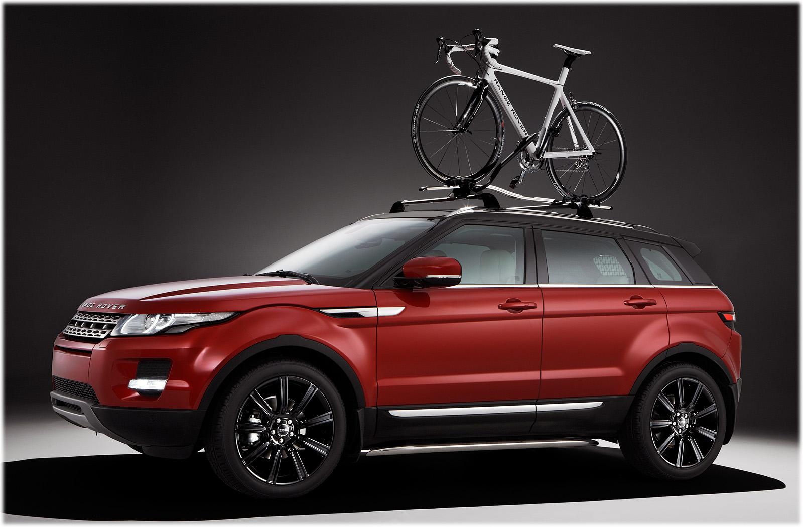 range rover evoque concept road bike 2011 bike trend. Black Bedroom Furniture Sets. Home Design Ideas