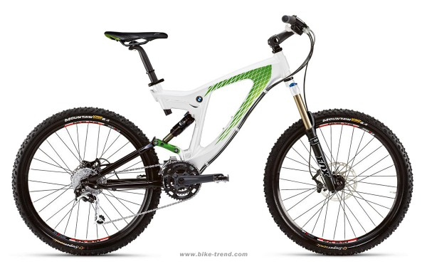 2011 BMW Cross Country & Enduro Mountain Bikes