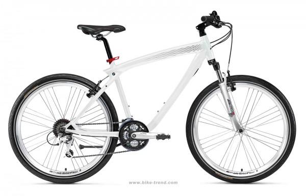 2011 BMW Cruise Bike White