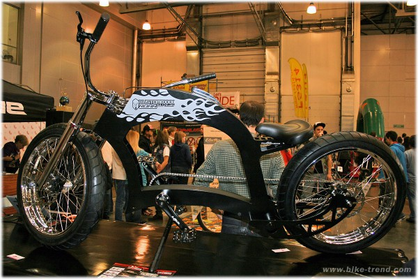 Custom bicycles (Velo Park 2012 in Moscow)