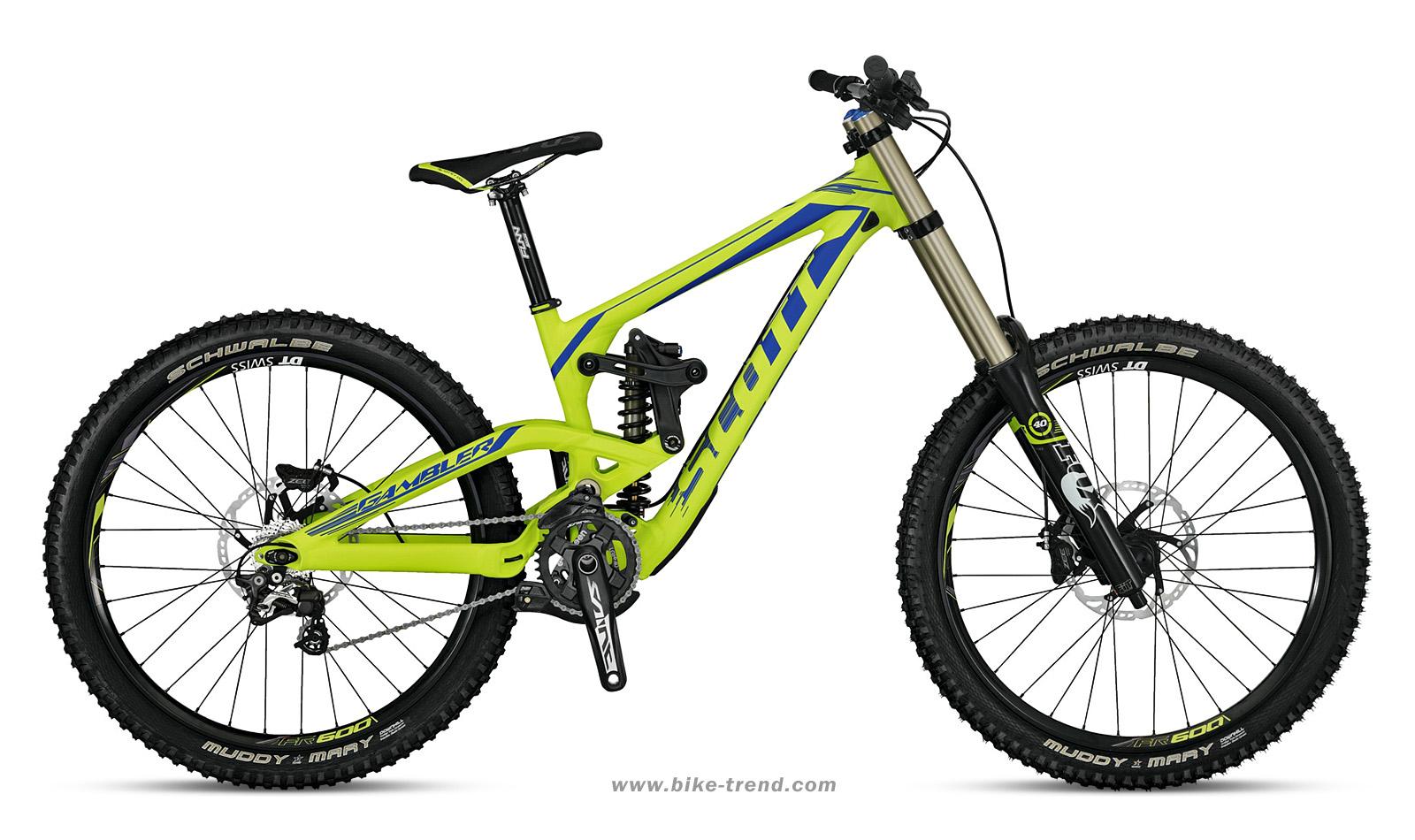 Downhill Bikes Bike Trend