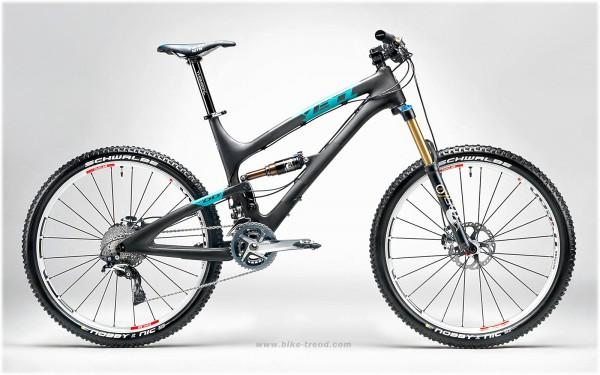 2013 Yeti SB66 Carbon