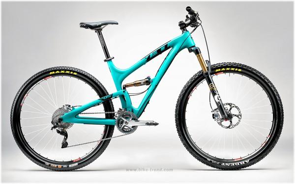 2013 Yeti SB95 Carbon