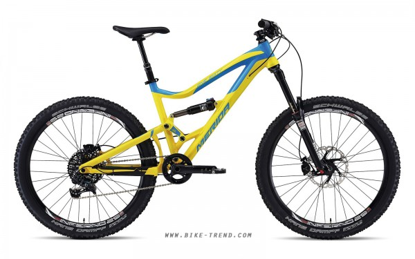 2014 Merida One-Sixty 1